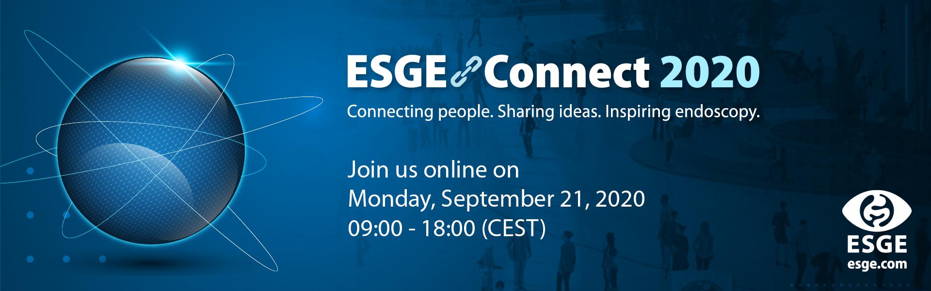 ESGE Connect 2020
